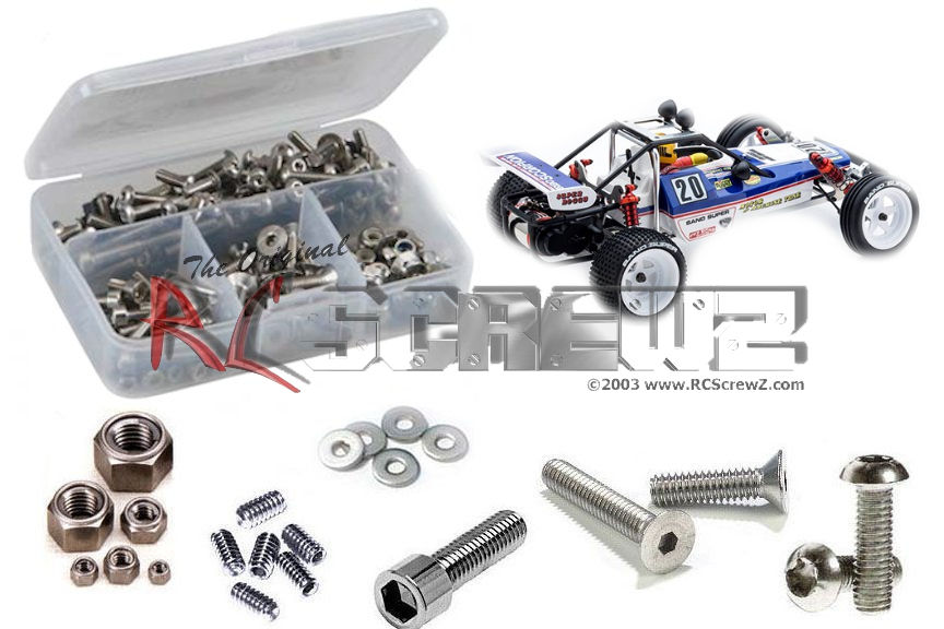 Kyosho TURBO SCORPION 1//10 EP 2WD Buggy KIT 30616 Stainless steel screws set
